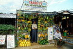 Obstshop in Pokhara
