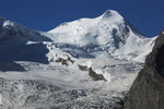 Castor Teleaufnahme vom Weg zur Monte Rosa-Hütte