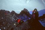 Kletterfreuden am WSW-Grat
