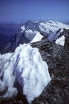 Eiger 3970 m Gipfelgrat