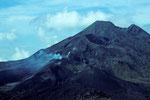 tätiger Vulkan Gunung Batur 1717 m