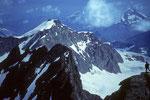 Rimpfischhorn - Nordgrat und Allalinhorn 4027 m