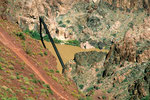 Kaibab Hängebrücke über den Colorado River, 150 m lang I