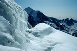 Eisformationen und Ganchempo  6387 m