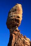 Balanced Rock - Der balancierende Fels - Tele I -