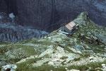 Glecksteinhütte 2317 m