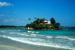 Taprobane Island nahe Weligama