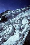 Blick aus der Station Eigergletscher