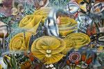 Gemälde Unterwasserwelt