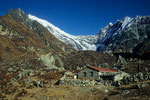 Kiangjin Lodge 3850 m