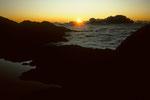 Sunset auf 4380 m