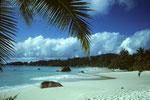 Traumstrand Anse Lazio auf Praslin - schönster Strand der Welt -