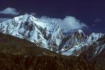 Annapurna III  7555 m
