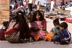 Strassenszene am Durbar Square