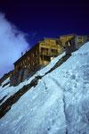 Capanna Gnifetti  3647 m