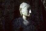 Polonnaruwa  - meditierender Buddha -