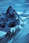 Matterhorn von der Dent d´Herens  4172m