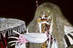 Rangda, die Hexe verkörpert das Böse