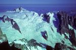 Aiguille du Midi 3842m mit Vallee Blanche