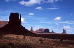 Blick ins Monument Valley I