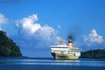 Pelni ferry Rinjani lief in Deutschland vom Stapel.