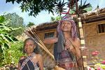 Gastfreundliches Ehepaar in Takpala/Alor.