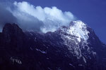 Eiger 3970 m Mittellegigrat mit Eiger NO-Wand