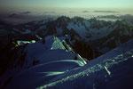 Mont Maudit  4465m Im Morgenlicht
