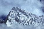 Eine Traum - Eiswand 6238 m ohne Namen im Imjatal