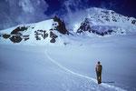 Glückliche Rückkehr zum Jungfraujoch 3471m - Top of Europe -