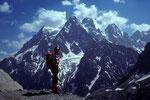 Ende einer Traumtour! Pointe Puiseux 3946 m, Pt. Durand 3932 m, Pic sans Nom 3913 m