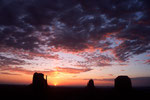 Monument Valley - Sunrise -