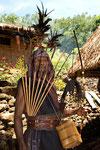 Kämpfer in der Tradition von Takpala/Alor.