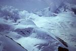 Adlerhorn 3987 m im Gletschermeer