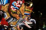 Garuda der Göttervogel  -Mahabharata Epos -