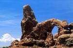 Turret  Arch - Felsbogen mit Turm