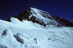 Mönch 4107 m vom Jungfraujoch