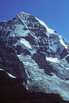 Mönch 4107 m mit Eigergletscher - Tele -