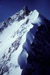 Biancograt vom Piz Morteratsch  3751 m