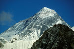 Mount Everest 8848m vom Gokyo Ri 5483 m - Tele -