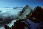 Annapurnas mit Manaslu 8163 m in der Ferne I