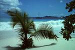 Traumstrand Anse Lazio auf Praslin