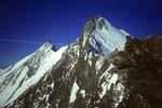 Täschhorn 4491 m und Dom 4545 m