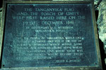 Gedenktafel auf dem Uhuru Peak  5895m