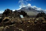 Mawenzi Hütte  4600 m