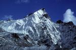 Gipfel ohne Namen am Gorak Shep 5184 m