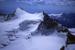 Piz Zupo  3996 m und Piz Argient  3945 m