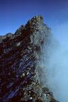 Rückblick zum Surya Peak 5144 m