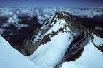 Eiger 3970 m vom Gipfel