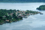 Bandaneira auf der Insel Neira.